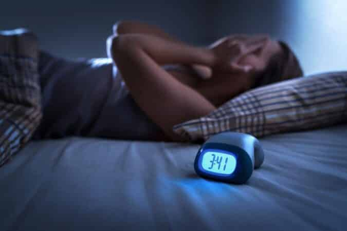insomnia problems causing fat gain
