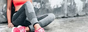 change into workout clothes