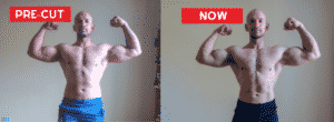 carnivore fat loss before and after